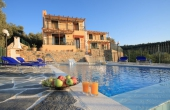 #0558, Crete, Rethymno double villas for sale