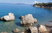 #02830, Paradise seafront large plot of land in Peloponnese