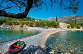 #0290, One of a kind beachfront Peloponnese property