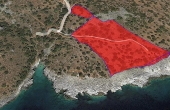 #0291, Seafront large Peloponnese plot of land
