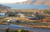 #03148, Fine Mykonos land with panoramic sea view