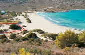 #03189, Beachfront land plot in Iraklia,Cyclades
