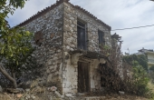 #0286, Old renovation sea view stone house in Dryopi